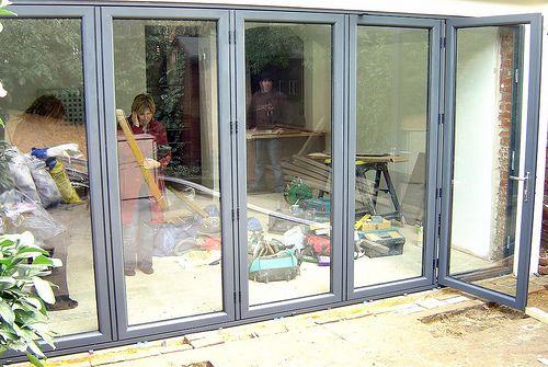 Aluminium External Folding Doors Folding Sliding Doors . & Aluminium External Folding Doors Folding Sliding Doors ...