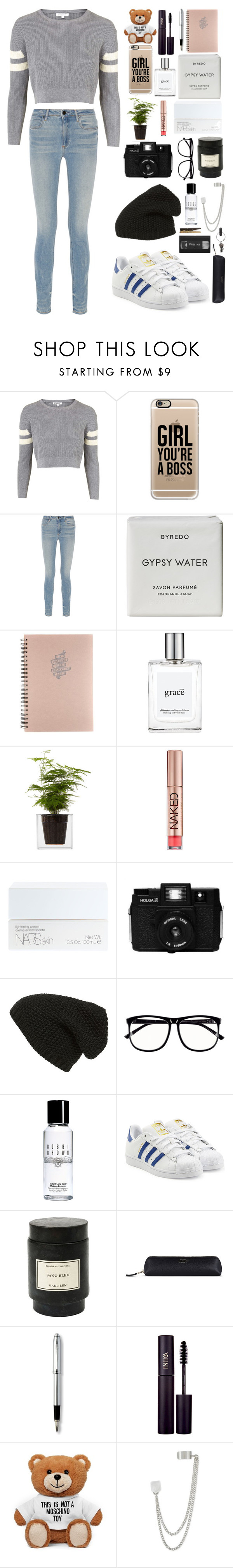"""""""Hayley"""" by roxannecwl on Polyvore featuring Topshop, Casetify, Alexander Wang…"""