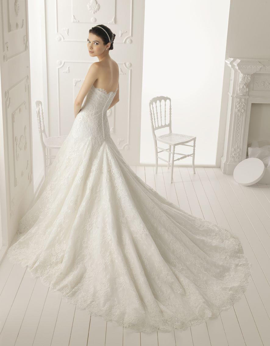 Vestidos de novia outlet parla