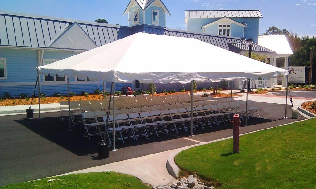 20 x 30 Tent Set up | Wedding Rentals | Party wholesale, Buy tent