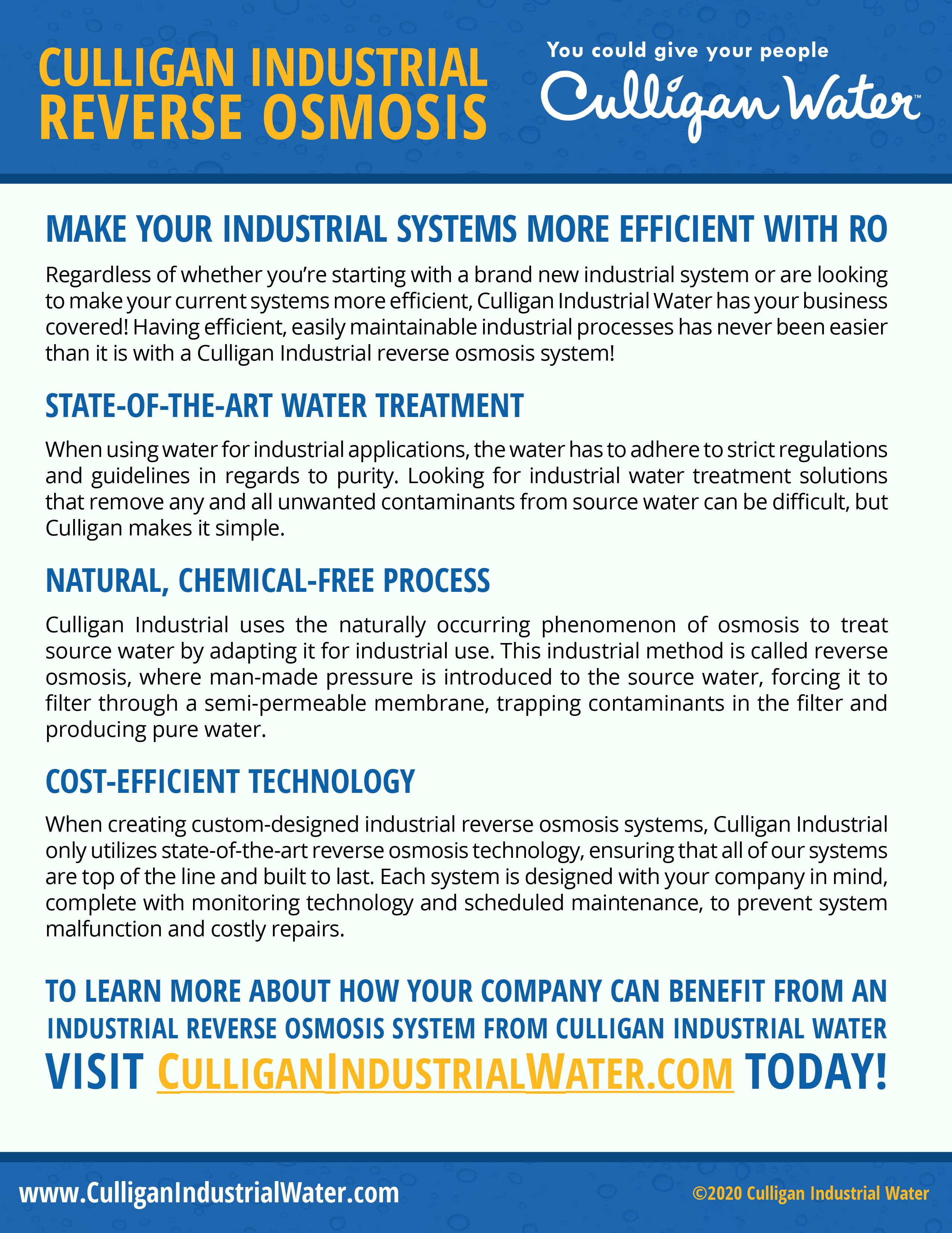 Reverse Osmosis Systems High Purity Water Pure Water In 2020 Reverse Osmosis System Reverse Osmosis Osmosis