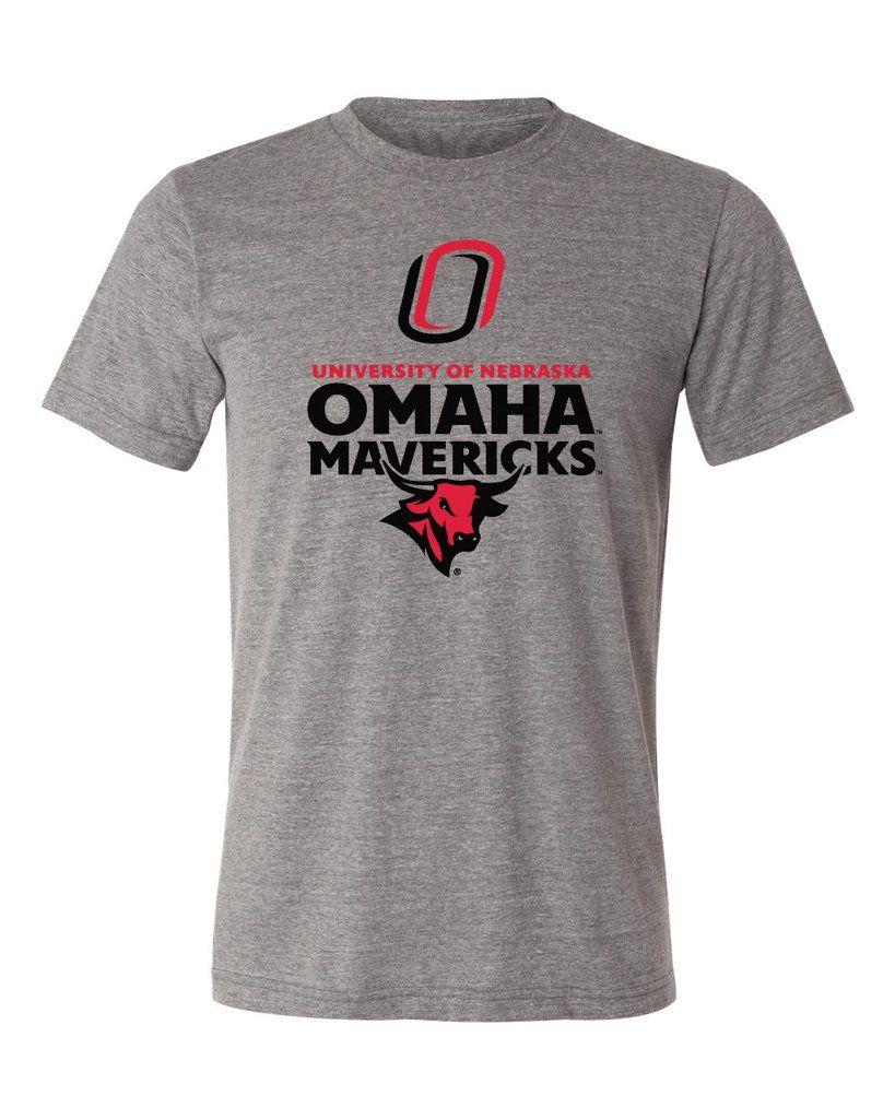 NCAA Nebraska Omaha Mavericks T-Shirt V3