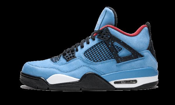 """Air Jordan 4 Retro """"Travis Scott Cactus Jack"""" Air"""