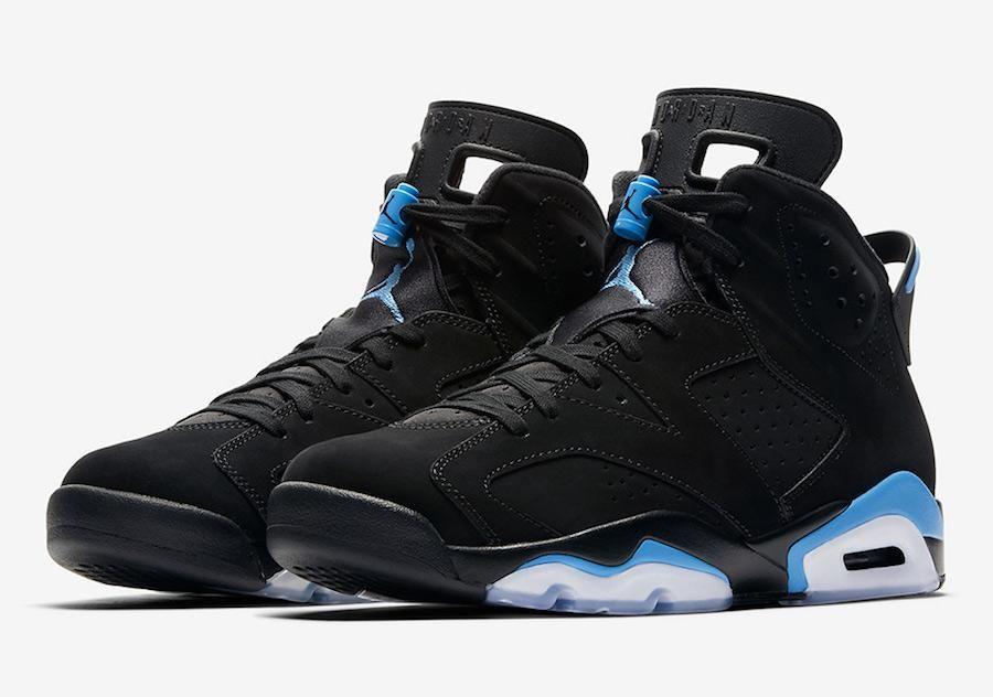 Men S Air Jordan 6 University Blue Stylish Sneakers Best Sneakers Air Jordans