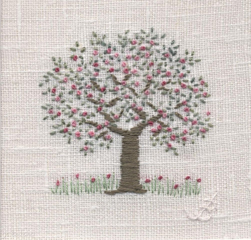 Jo butcher embroidery artist gallery category trees jo butcher embroidery artist gallery category trees bankloansurffo Choice Image