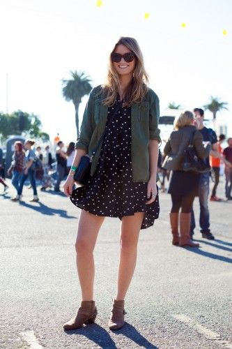 15 looks from an SF music festival! Photos by Anna-Alexia Basile.