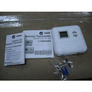 Trane T8400c1131 Taystat370 Digital Heat Cool Non Programmable Thermostat By Trane 59 00 Digital Non Programm Home Thermostat Cool Stuff Heating And Cooling
