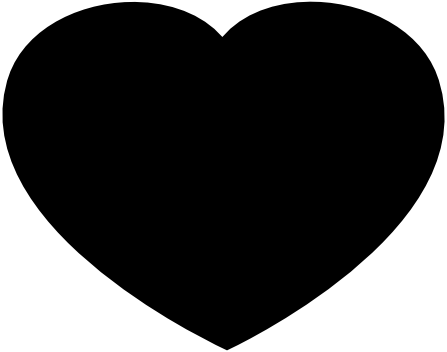 black heart clipart printable pinterest black heart clip art rh pinterest co uk heartbeat clipart black and white human heart black and white clipart