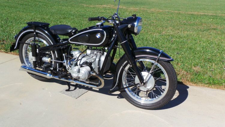 Roughchild Moto Is Giving Classic Bmw Motorcycles A New Lease On