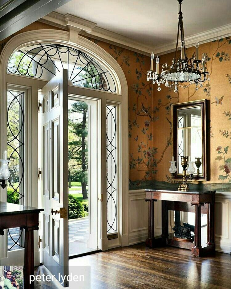 Beautiful Entry Home Decor Doors Foyer House