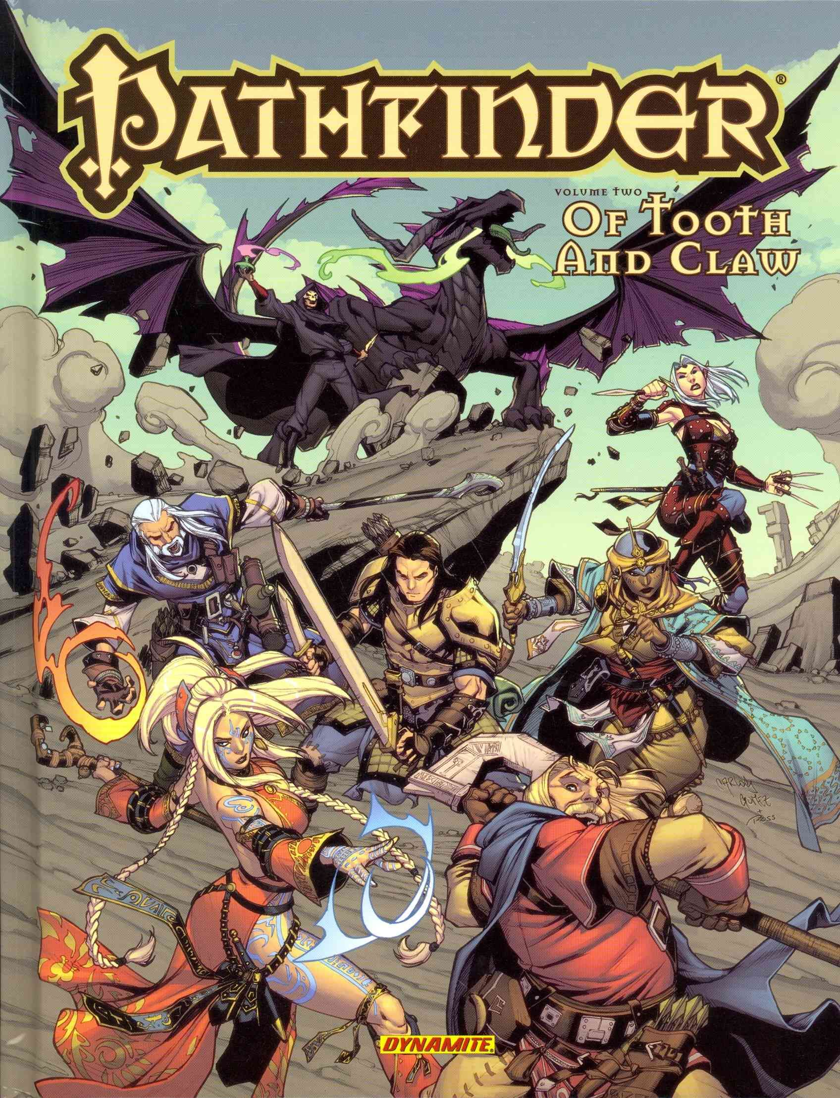 Pathfinder 2 Of Tooth and Claw (avec images)