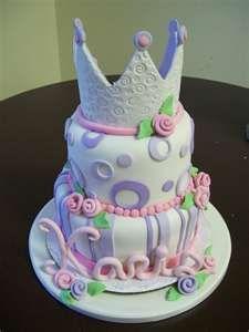 Princess Cake Designs1 Creative Kid Birthday Cake Ideas