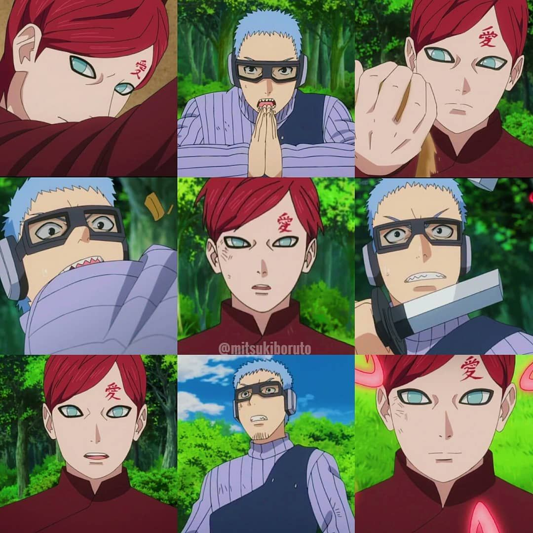 Comment For Chojuro And For Gaara Follow