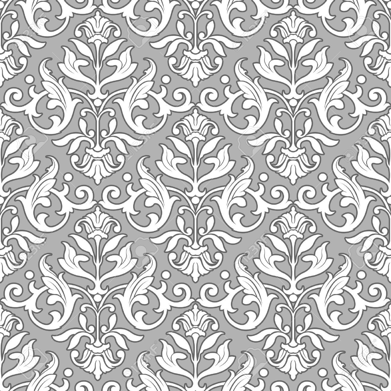 5931334 seamless classic pattern stock vector pattern. Black Bedroom Furniture Sets. Home Design Ideas