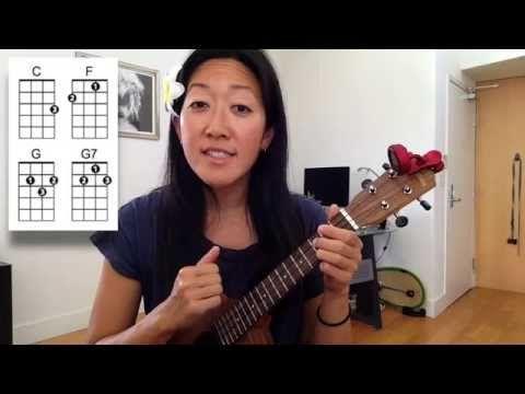 kiss the girl ukulele play along with lyrics youtube ukulele ukulele songs ukulele. Black Bedroom Furniture Sets. Home Design Ideas