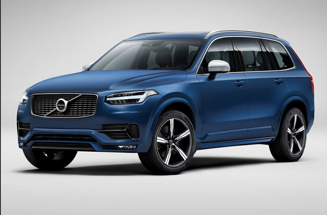 2018 Volvo XC90 Design Changes, Prices and Engine Upgrade