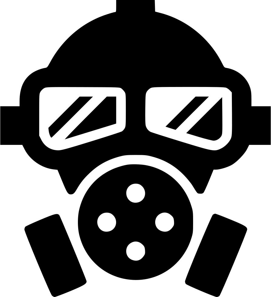 Gas Mask PNG Image | Gas mask, Gas, Mask