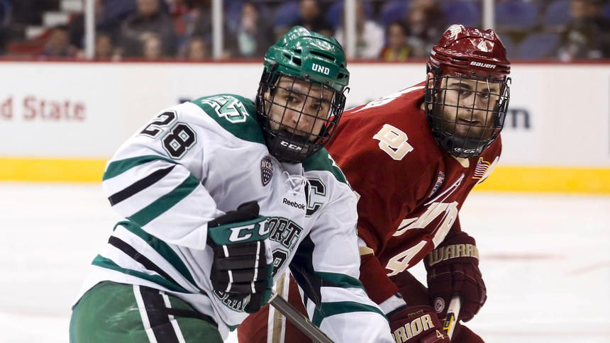 2015 NCAA Hockey Tournament | My 2015 NCAA Hockey Tournament Predictions | The Distinguished Grizzly