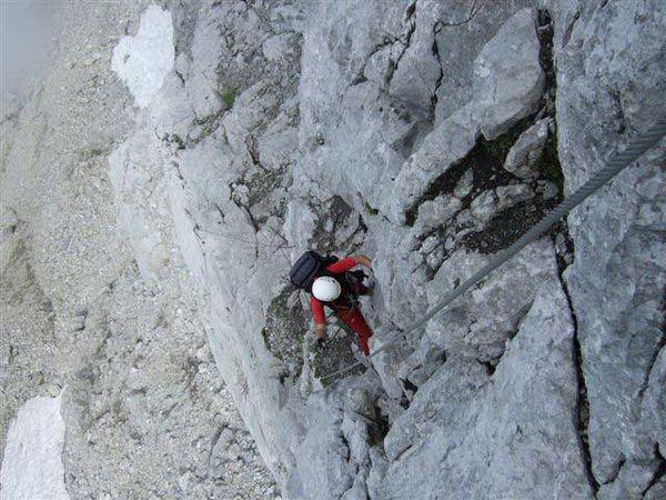 Klettersteig Bregenz : Klettersteig beschreibung