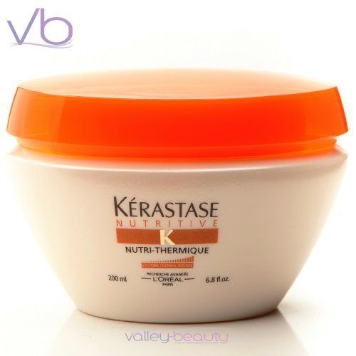 KERASTASE by Kerastase NUTRITIVE MASQUE NUTRI-THERMIQUE 6.8 OZ by KERASTASE ** This is an Amazon Affiliate link. Be sure to check out this awesome product.