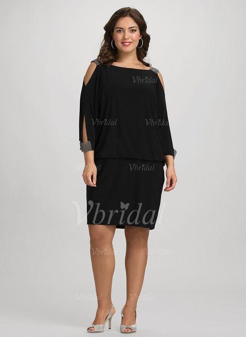 Kleider für die Brautmutter - $113.71 - Etui-Linie ...
