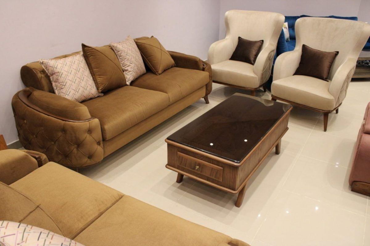 طقطوقه انتريه فكره موف بارك الله لكما طربيزة انترية بدرج Furniture Decor Sofa