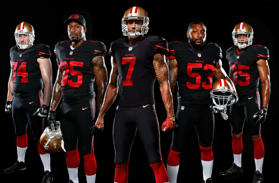 info for 83200 e147c new black jerseys 2015 | Colin Kaepernick DA MAN ...