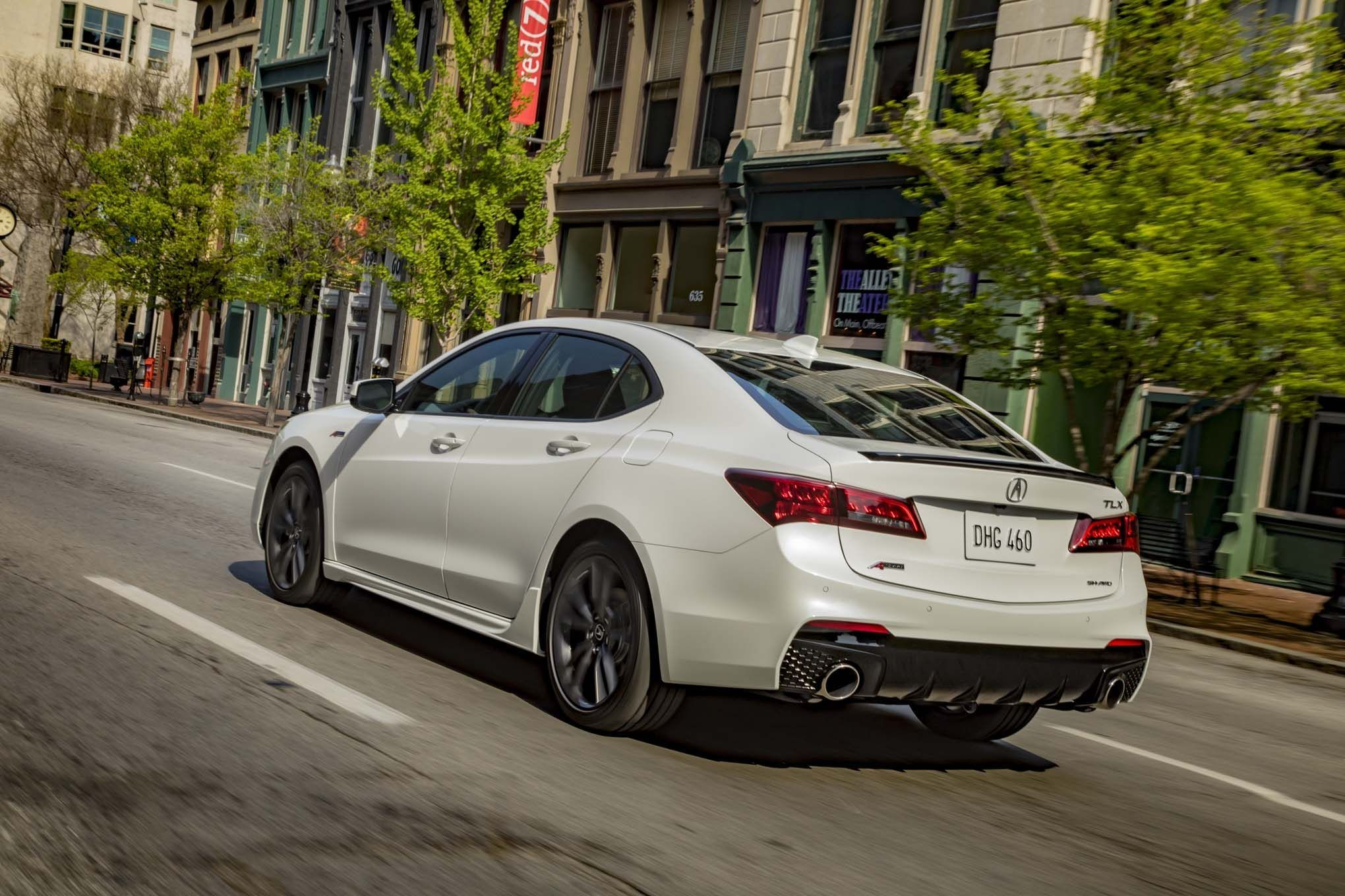 2018 Acura Tlx Sh Awd A Spec First Drive Review Release Date And Specs Acura Tlx Acura Awd