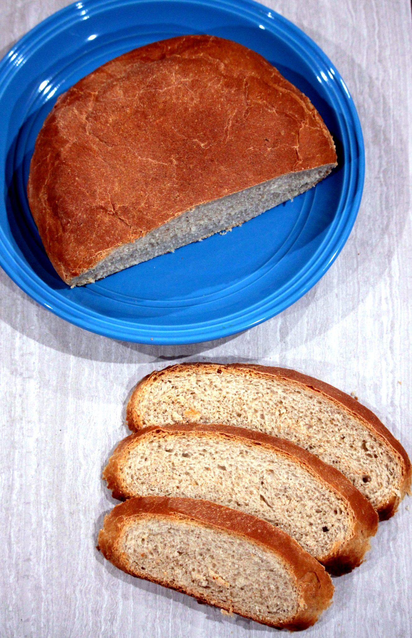 Y for Yemarina Yewotet Dabo   Ethiopian Spiced Honey Bread ...