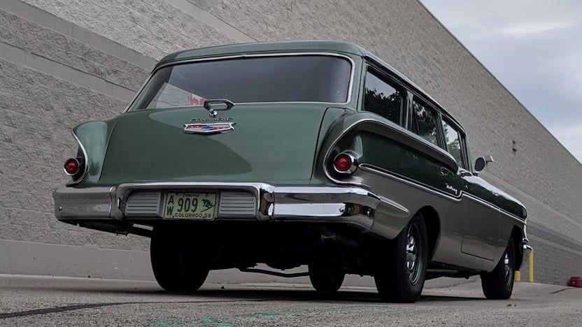 1958 Chevrolet Delray Sedan Delivery S12 Chicago 2019