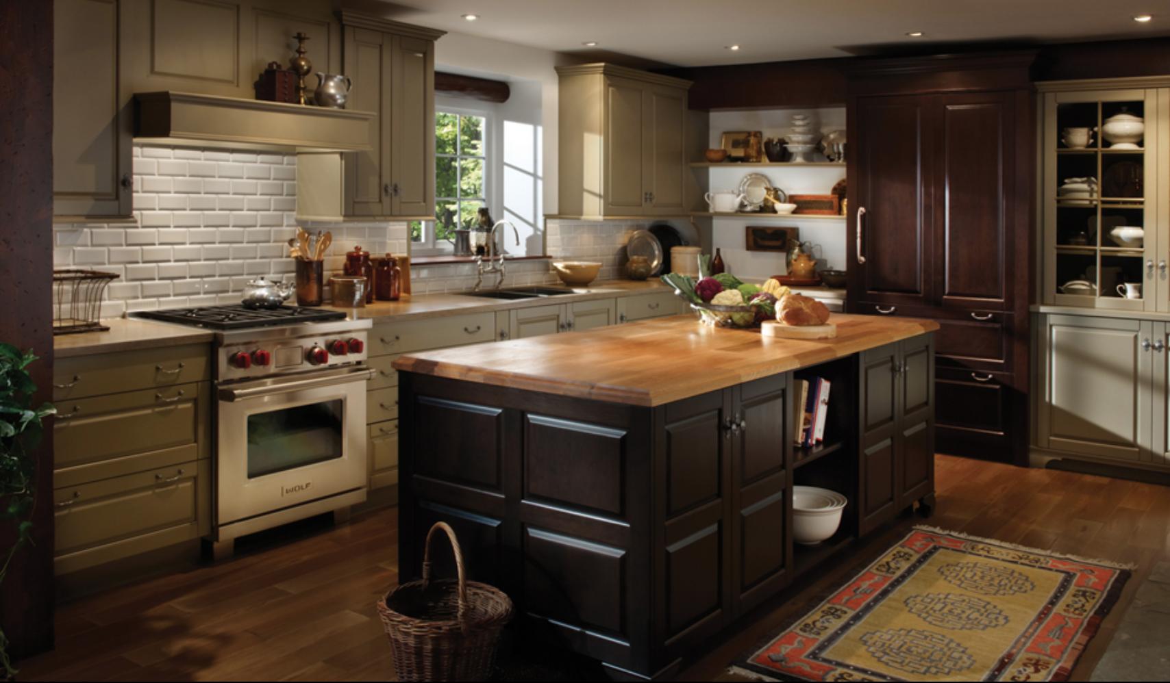 Wood Mode Special Savings Event Diy Kitchen Remodel Custom Kitchen Cabinets Kitchen Design