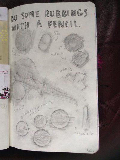 WTJ - Do some rubbings with a pencil by xxblackengelxx.deviantart.com on @deviantART