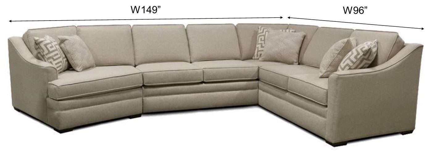 Strange Abington Sectional Frontroom Express Furniture Living Gmtry Best Dining Table And Chair Ideas Images Gmtryco