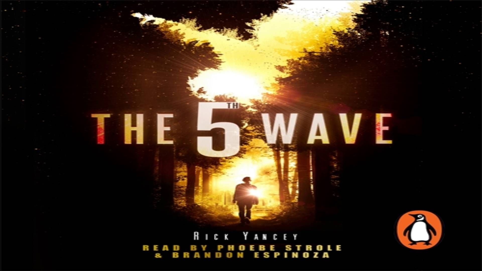 the 5th wave audiobook