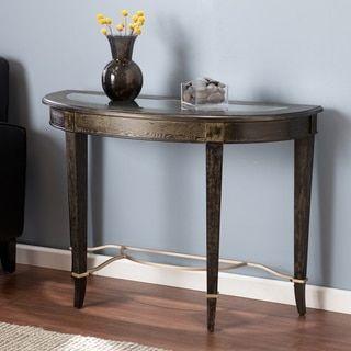 Harper Blvd Chesterfield Sofa/ Console Table