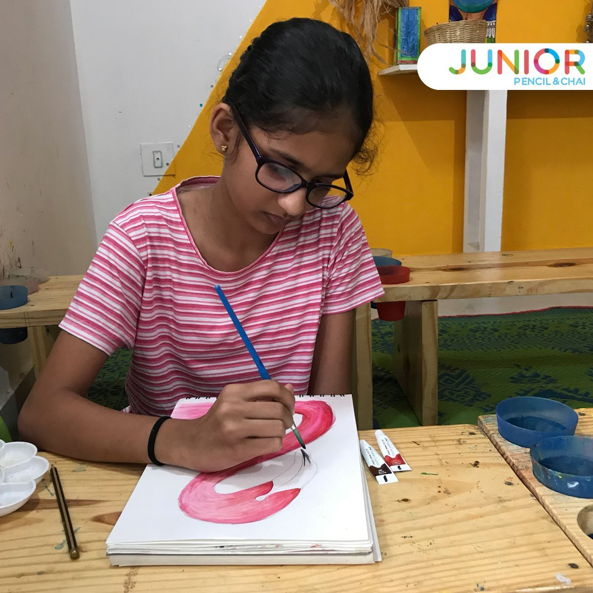 Pin By Coloring India Foundation On A Juniors Art Station In