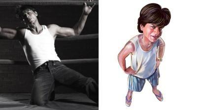 OMG: The Wittiest Shah Rukh Khan Got Owned By Merutthiya ...