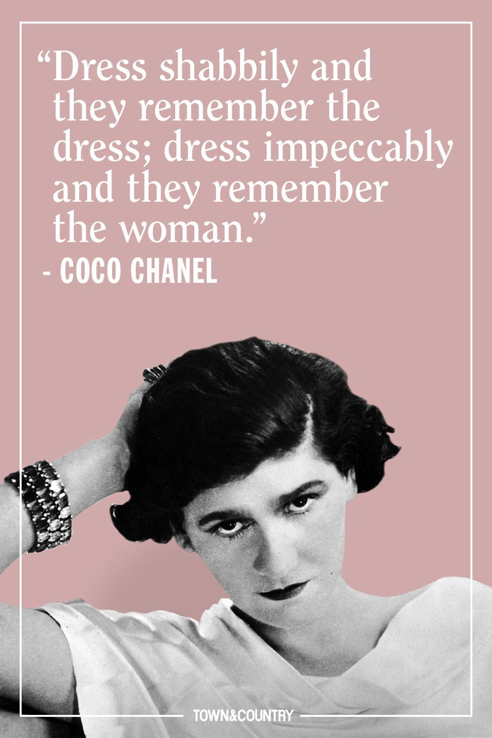 25 Coco Chanel Quotes Every Woman Should Live By | Reality ...