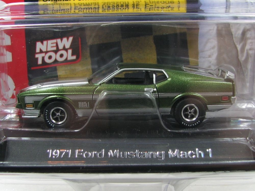 Auto world top gear 1971 ford mustang mach 1 green r2 164 top auto world top gear 1971 ford mustang mach 1 green r2 164 publicscrutiny