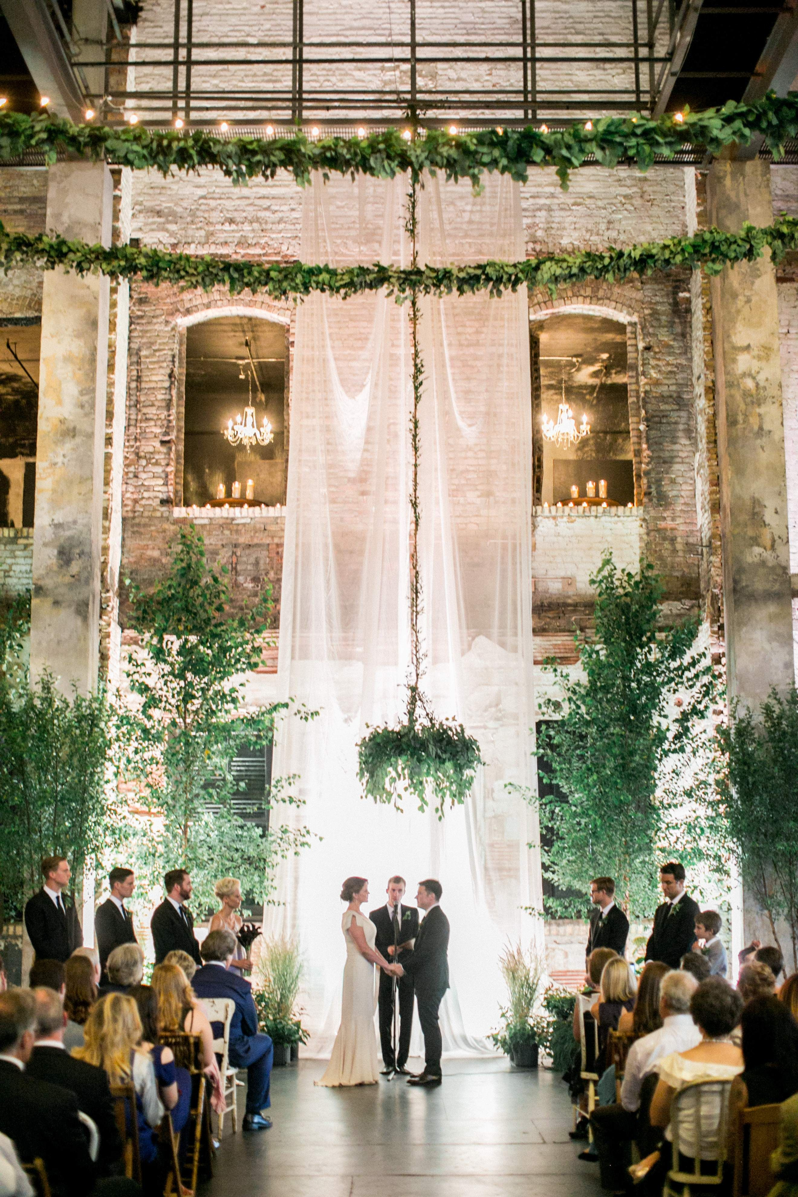 Rain Or Shine These Wedding Venues Have You Covered Indoor Wedding Ceremonies Wedding Ceremony Backdrop Best Wedding Venues