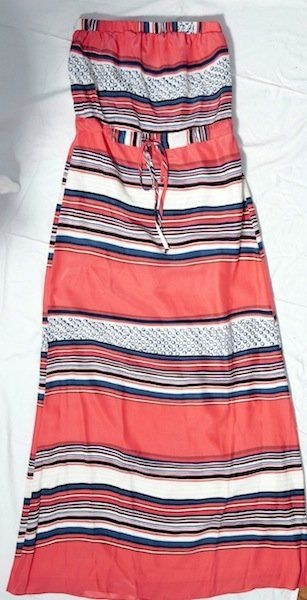 Scout maxi dress