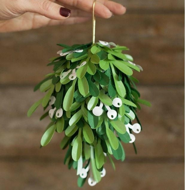 Mistletoe Ball Decoration Stunning Printable Paper Mistletoe Kissing Ball  Printable Paper 2018