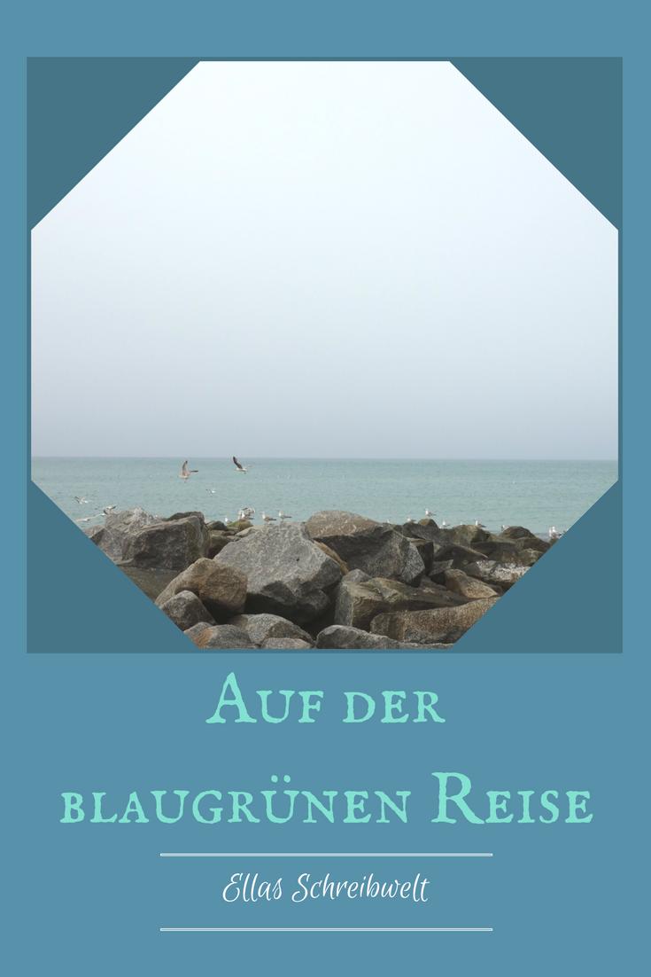Auf Der Blaugrunen Reise Reisen Leben Und Herausforderungen