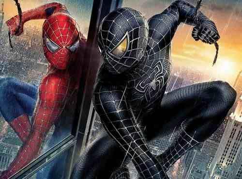Mascara De Spiderman Y Venom- Hombre Araña En Rojo O Negro - $ 38 ...