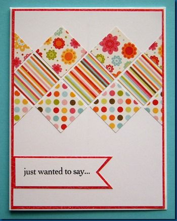 Just Stamp It Owh Labor Day Weekend Vcmp Challenge Cards Cards Handmade Paper Cards