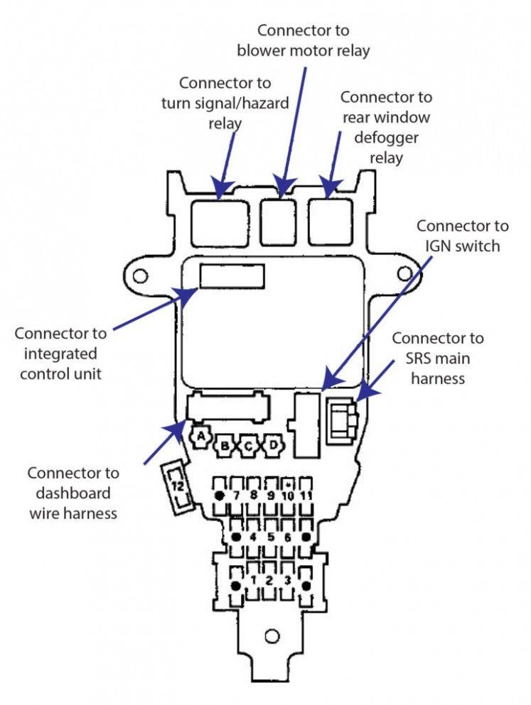 8 honda accord lx engine diagram | honda accord, honda accord lx,  automotive repair  pinterest