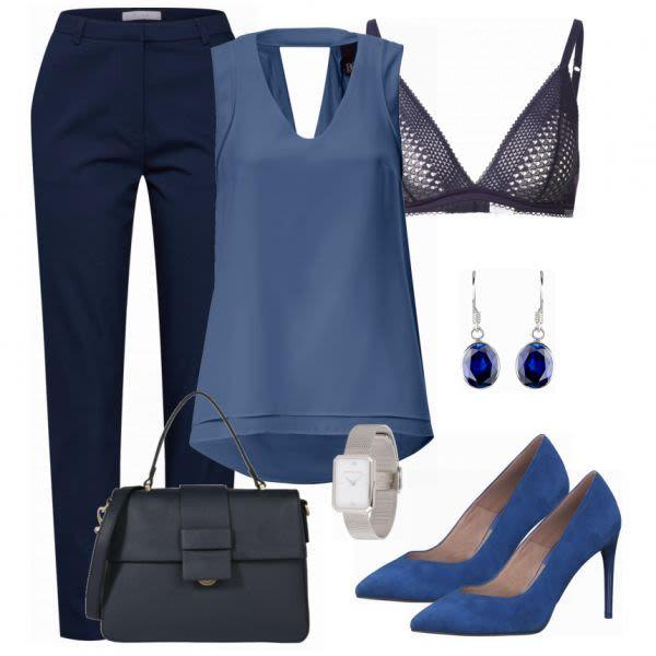 Der stylische Büro Look Outfit  – Business Outfits  bei FrauenOutfits.de – Business outfits