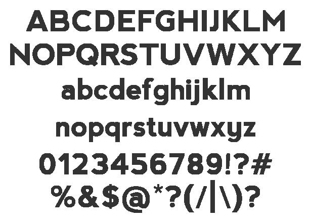 Nevis Free Font | Scrap | Blog | Fonts | Minimalist font
