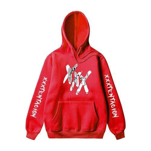 37b2ea26e3c XXXTentacion Hoodies Sweatshirt suprem Men Women Casual Pullover Streetwear  Sudadera Hombre Hipdresslliy Xxxtentacion Hoodie