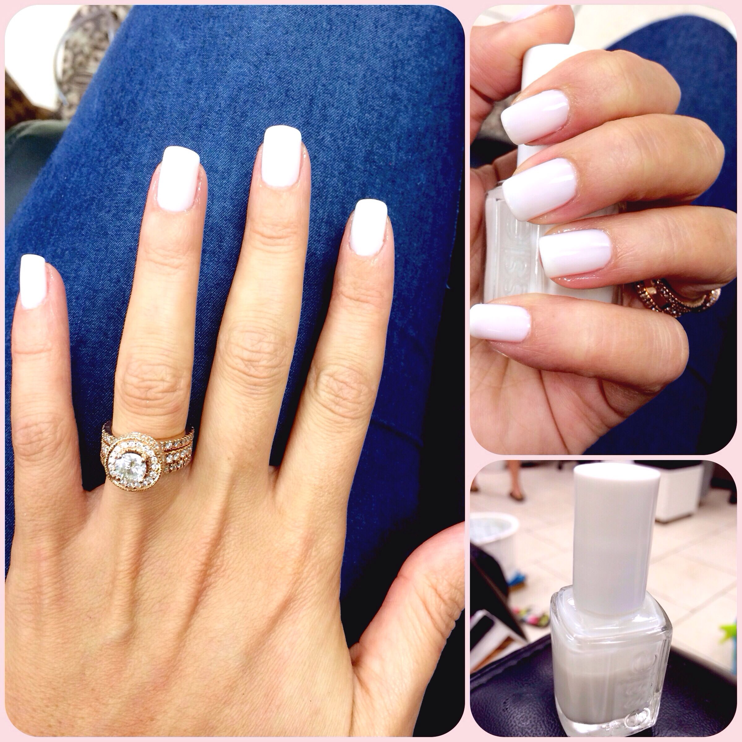 First Timer by Essie | Nail Polish Craze | Pinterest | Art nails and ...